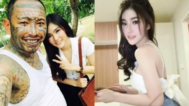 น้องจา นางเอก MV ศักดิ์ศรี ของ เก่ง ลายพราง