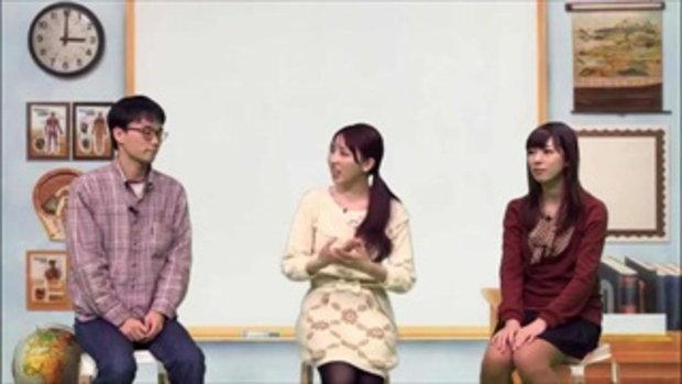 ภาษาญี่ปุ่น EP120 ภาษากาย ภาค3 (คนญี่ปุ่นพูดไทย) Japanese Body Language