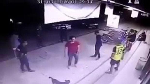 ใครถูกใครผิด ตำรวจกเข้าปะทะเดือด ! จ.ราชบุรี