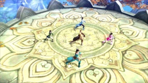 Age of Wushu - Thai version