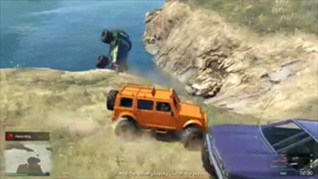GTA Online - ตกตึกเดอะซีรี่ส์ 6