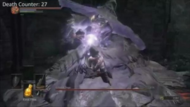หัวเห็ดพิฆาต - Crystal Sage Boss Fight