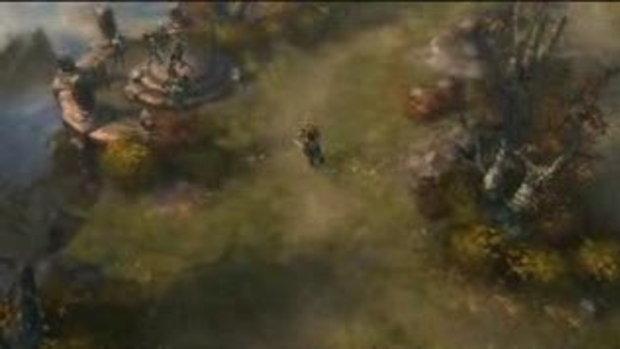 เกมส์ Diablo III