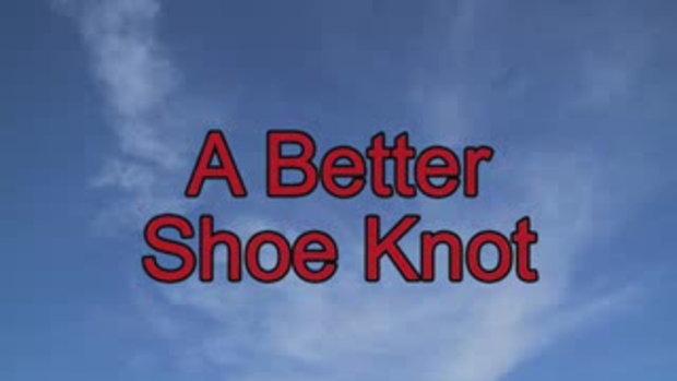 วิธีผูกเชือก รองเท้า อย่างง่ายๆ