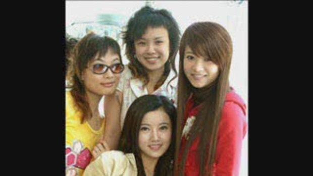 asian girls สาวสวย เอเชียไอดอล