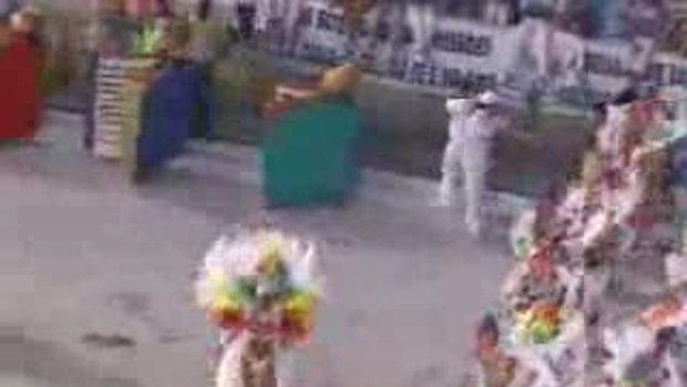 เทศกาล Carnival ของ Brazil
