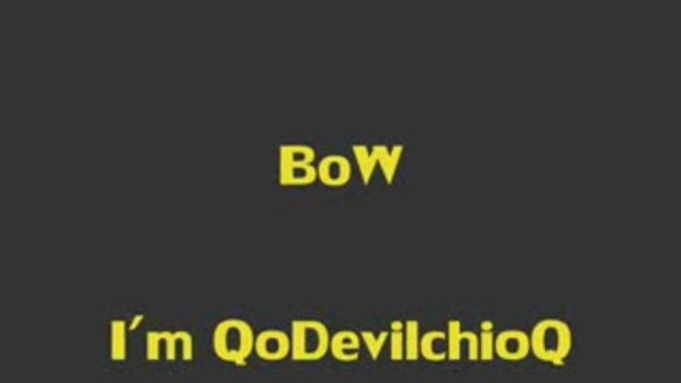 BOW colection