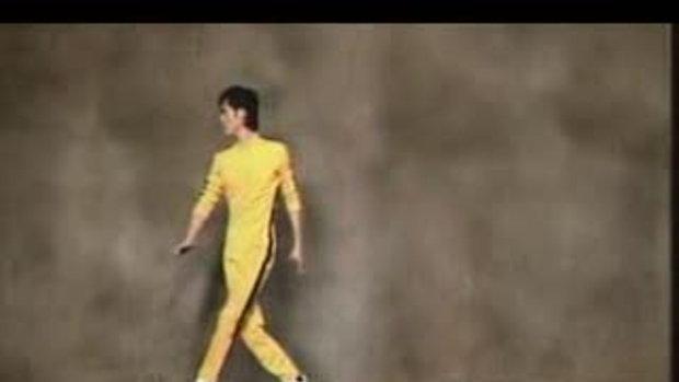 โฆษณา โนเกีย 6100 รุ่น บรู๊ค ลี Limited Edition