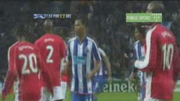 FC Porto - Arsenal (2-0) The UEFA Champions League