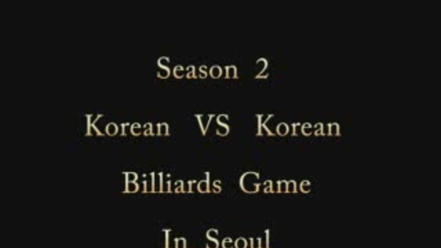 Billiards Game Season 2 : Korean vs Korean:Game 2