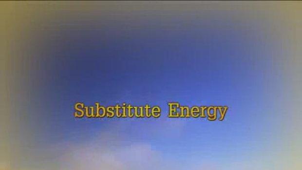 พลังงานทดแทน