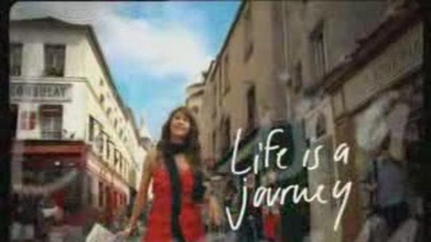 พอลล่า เทเลอร์ - My Life is Journey