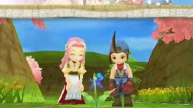 Harvest Moon: Sugar Village [Trailer 1]