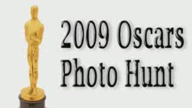 Oscar 2009 Photo Hunt