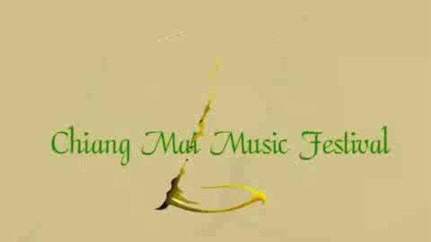 Chiang Mai Music Festival 2009
