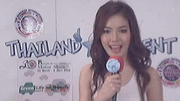 thailand talent : น้องโรสโชว์ร้องเพลง