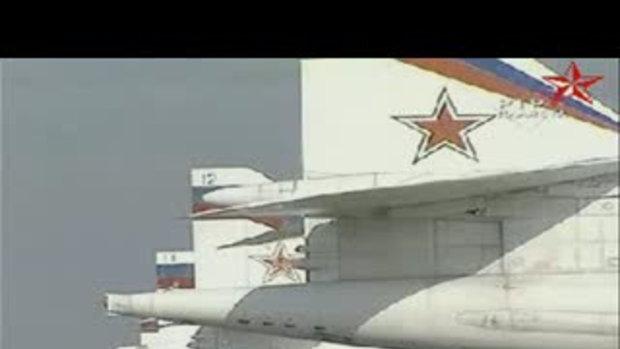 สุดยอดเครื่องบินทิ้งระเบิด Russian