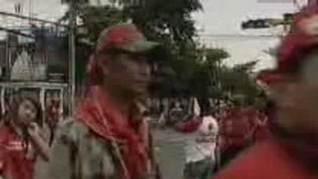 ขสมก.เปลี่ยนเส้นทางเดินรถหนีเสื้อแดง
