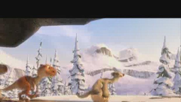 หนังตัวอย่าง Ice Age 3 : Sid Mommy