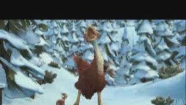 ตัวอย่างหนัง Ice Age 3 : One Angry Fossil