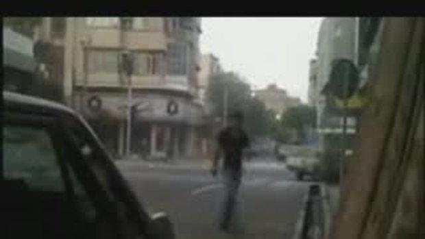 ผู้ประท้วงที่อิร่านถูกยิงหัว