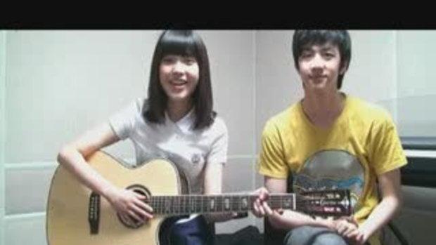 IU - Lies (Acoustic ver.) w/ Park Sang Hyun