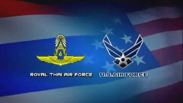 Thunderbirds on tour thailand 2009