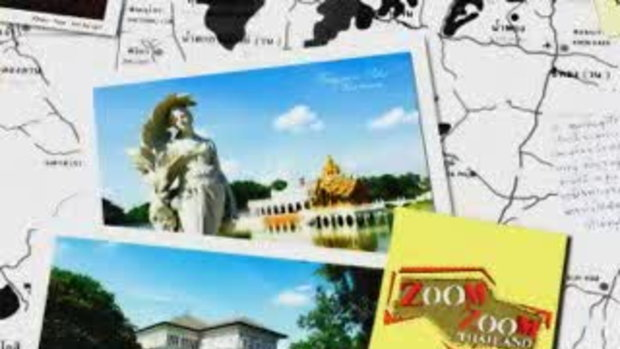 ZOOM  ZOOM Thailand : ตอนที่ 12 ศาลหลักเมือง(2)