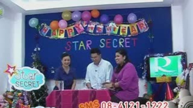 STAR SECRET : ตอนที่ 24 ส่งท้ายปีเก่าต้อนรับปีใหม่
