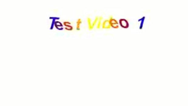 AVI movie1 test