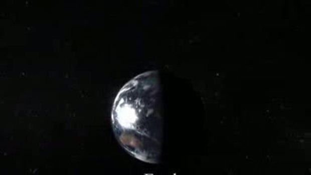โลกเราเล็กแค่ไหน