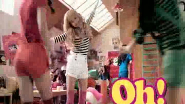 MV เพลง OH! ศิลปิน Girls' Generation