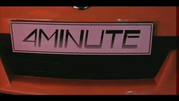 4minute - muzik (ซับนรก)