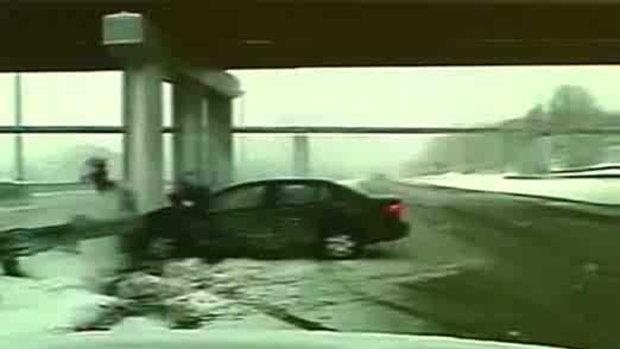 โดนรถชนกระจายจะรอดไหม