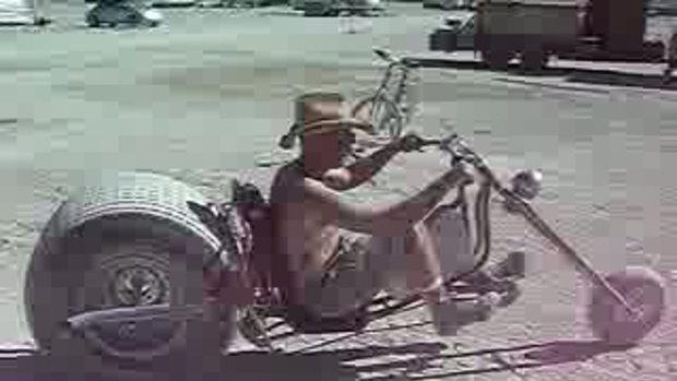 ที่เห็นนี่รถจักรยานนะ