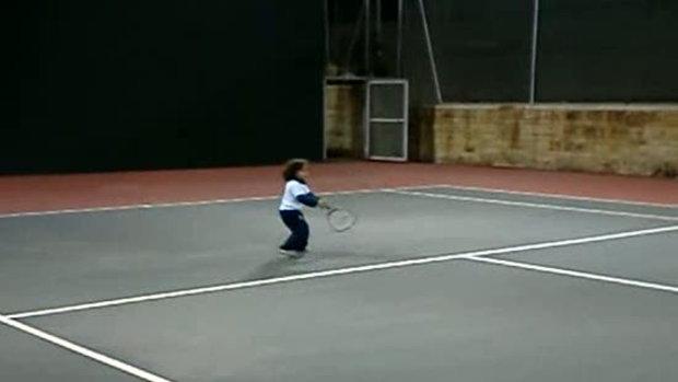 นักเทนนิส ที่อายุน้อยที่สุด