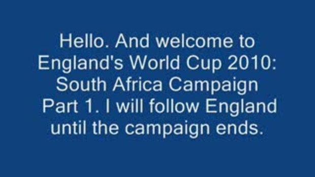 ฟุตบอล ทีมชาติอังกฤษ เส้นทางสู่ ฟุตบอลโลก 2010 1/2