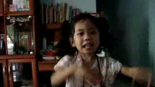 น้องโชกุนร้องเพลง 7วันมี7สี