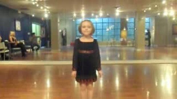 เด็ก 7 ขวบเต้น Magalena
