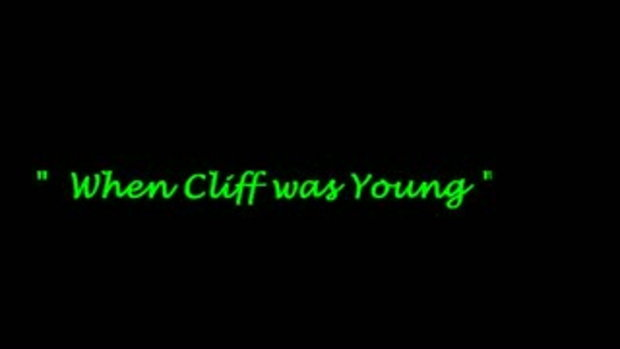 When Cliff was Young !!!