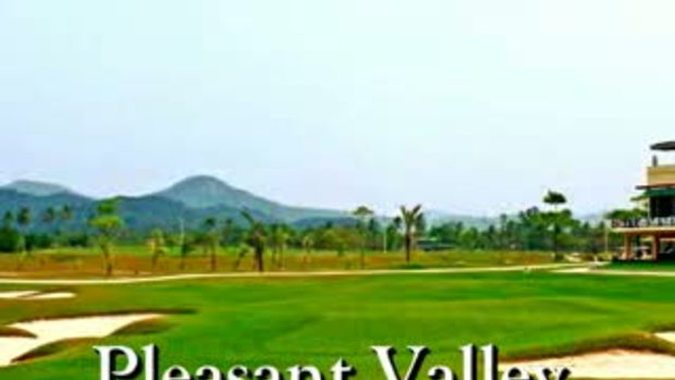 Pleasant Valley Golf & Country Club,Chonburi -www.