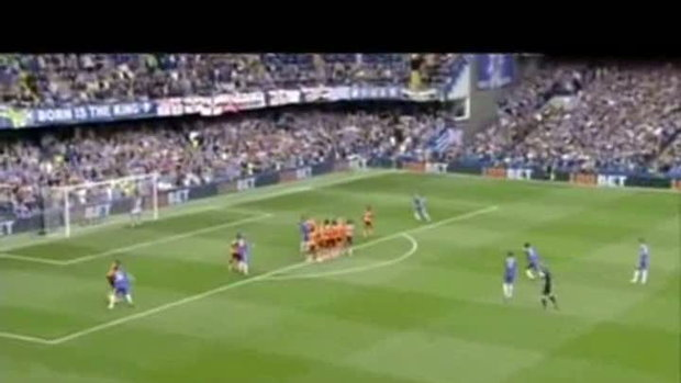 Chelsea vs Wigan 8-0 (5/9/2010)