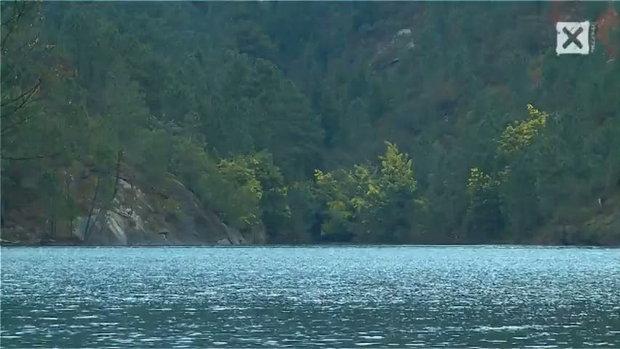 วิ่งบนน้ำ หนุ่มตัวเบา วิ่งบนผิวน้ำ ไม่มีจม