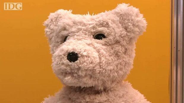Teddy Bear หุ่นยนต์หมีน้อย ตัวเล็กน่ารัก