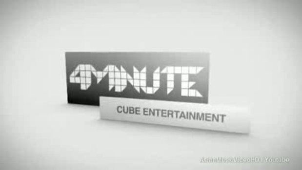 เบื้องหลัง MV : HuH - 4 Minute
