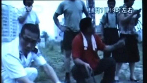 ช่วยเด็กชายตกบ่อ กว่า 20ชม. ที่จีน
