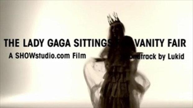 Lady Gaga ถ่ายแฟชั่นสุดซิ๊ด
