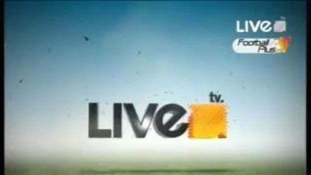 ลีซอ อัด เรเน่ โค้ชเมืองทองเละ ใน Live tv