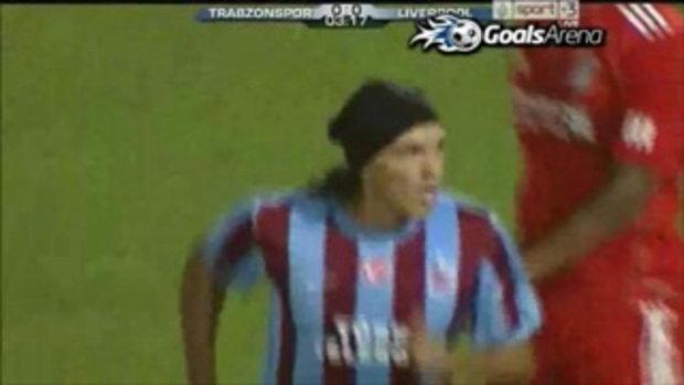 Trabzonspor 1-0 Liverpool (qual.)