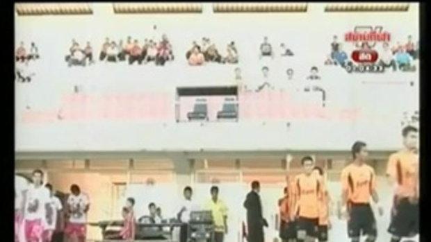 นครพนม เอฟซี 2-2 ศรีสะเกษ เมืองไทย เอฟซี